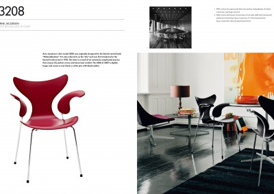 Fritz Hansen catalogue. 3208 opener