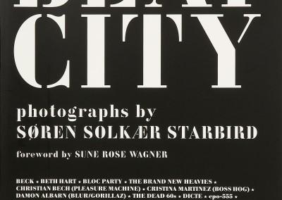Søren Solkær Starbird. Beat City book cover
