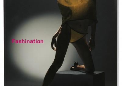 Moderna Museet. Fashination exhibition catalogue cover