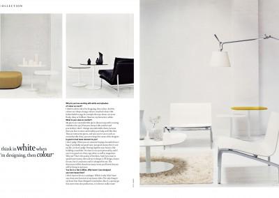 Fritz Hansen Republic magazine. The Modern Master (3)