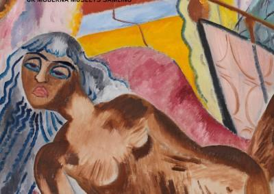 Moderna Museet. 10 Historier exhibition catalogue cover