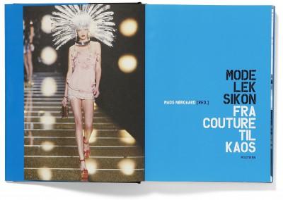 Politiken publishing. Modeleksikon book (1)