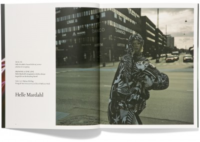Danish Design Centre. Unik: Danish Fashion exhibition catalogue (2)