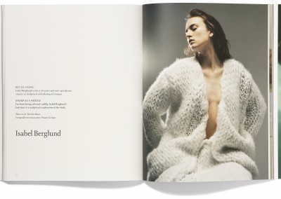 Danish Design Centre. Unik: Danish Fashion exhibition catalogue (3)