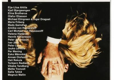 Moderna Museet / NUNSKU. Beyond Paradise exhibition catalogue cover