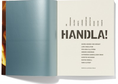 Nerenius & Santérus publishing. Handla book (2)