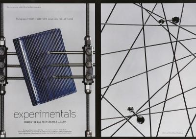 Arena magazine. Experimentals (1)