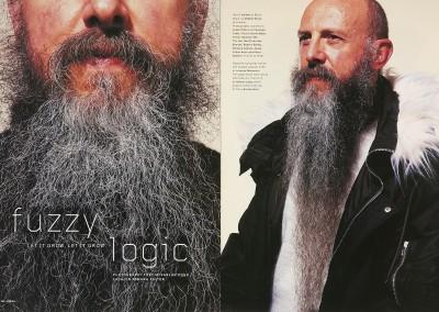 Arena magazine. Fuzzy Logic