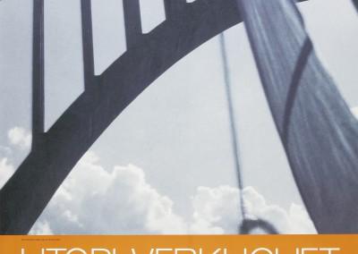Moderna Museet. Utopi & Verklighet exhibition poster (2)