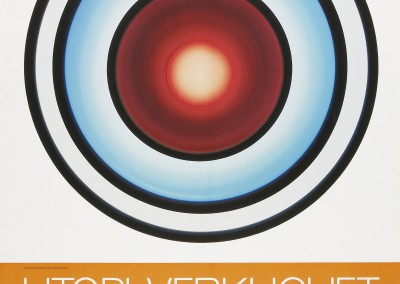 Moderna Museet. Utopi & Verklighet exhibition poster (1)