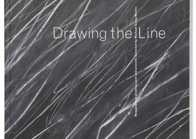 Hayward Gallery. Drawing the Line exhibition catalogue cover