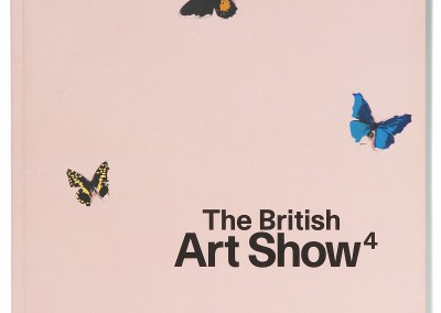 Hayward Gallery / National Touring Exhibitions. The British Art Show 4 exhibition catalogue cover