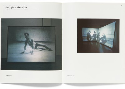 Hayward Gallery / National Touring Exhibitions. The British Art Show 4 exhibition catalogue (1)