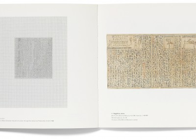 Hayward Gallery. Drawing the Line exhibition catalogue (1)