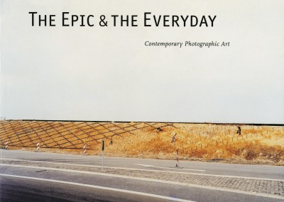 Hayward Gallery. The Epic & The Everyday exhibition catalogue cover