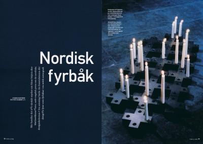 Form magazine. Nordisk fyrbåk