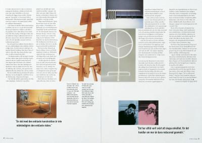 Form magazine. Enklare kan inget vara (2)