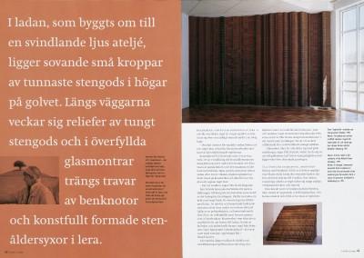 Form magazine. Tidslager tegelskift (2)