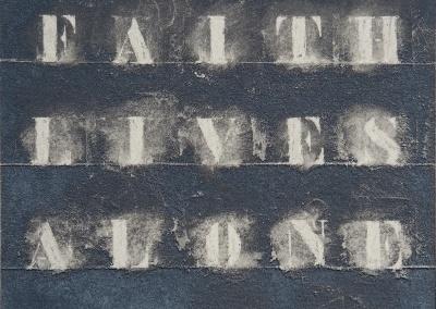 Metal Memos, Faith Lives Alone