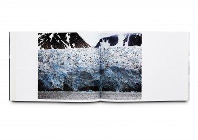 Arctic Views book spread