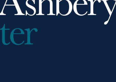 John Ashbery Dikter book cover